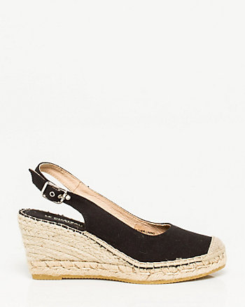 Spanish-made Canvas Espadrille