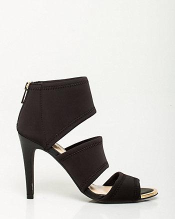 Cutout Sandal
