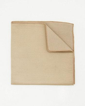 Mouchoir de poche en mélange de soie