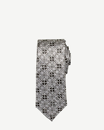 Gem Skinny Tie