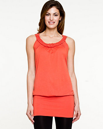 Knit Halter Tunic
