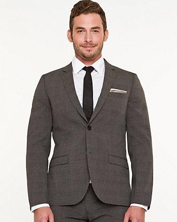 Woven Slim Fit Blazer