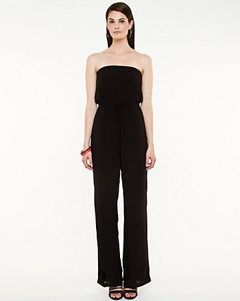 Challis Sleeveless Jumpsuit