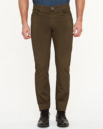 Cotton Slim Fit Pant