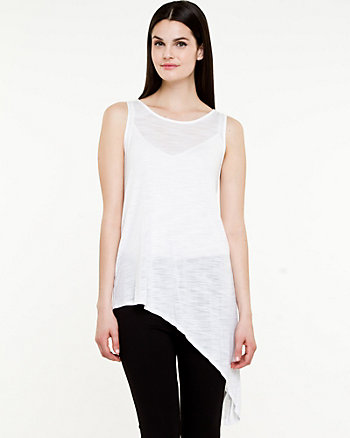 Knit Asymmetrical Tunic