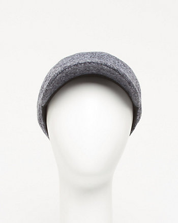 Double Knit Kepi Cap