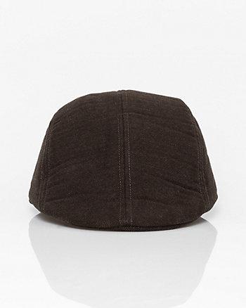 Cotton Blend Ivy Cap