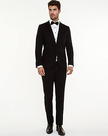 Wool Slim Fit Two-Piece Tuxedo