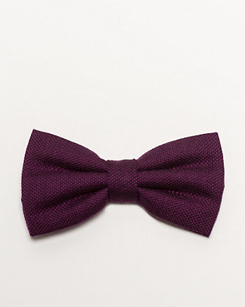 Tonal Cotton Bow Tie