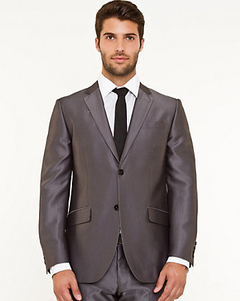 Tonal Stripe Contemporary Fit Blazer