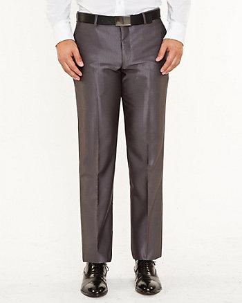 Tonal Stripe Straight Leg Pant