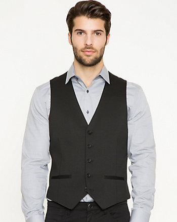 Ponte Contemporary Fit Vest