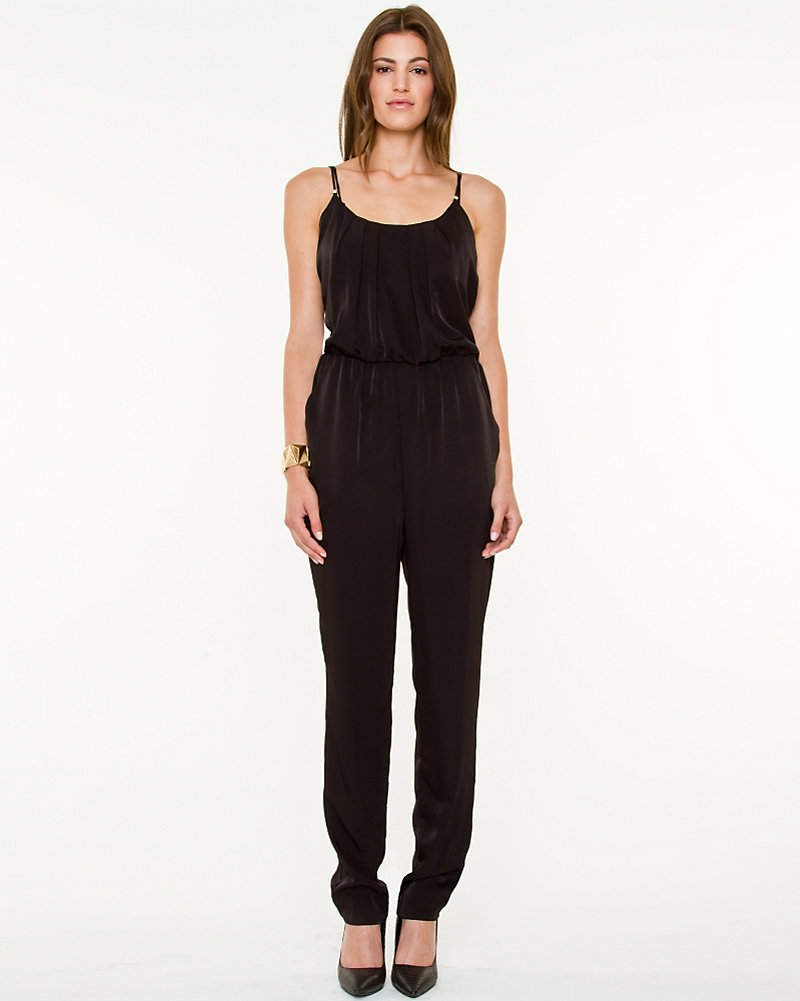 a3c6e21949f1 YOU MAY ALSO LIKE. Previous. image Clearance. Crêpe de Chine Slim Leg  Jumpsuit