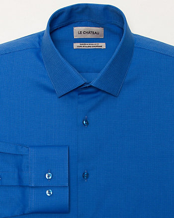 Cotton Euro Fit Shirt