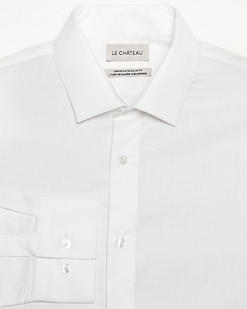 Cotton Euro Fit Shirt