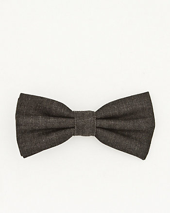Cotton Blend Bow Tie