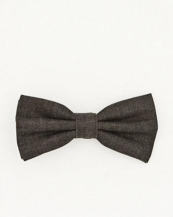 Cotton Blend Bow Tie