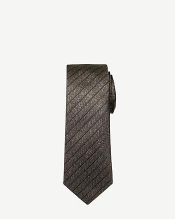 Stripe Skinny Tie