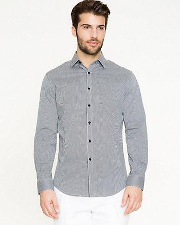 Chemise de coupe semi-ajustée