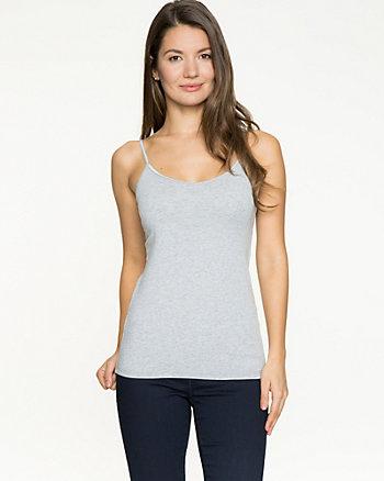 Essential Cotton Jersey Camisole