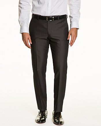 Sharkskin Tapered Pant