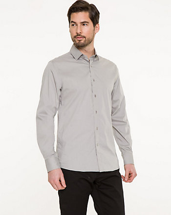 Cotton Skinny Fit Shirt
