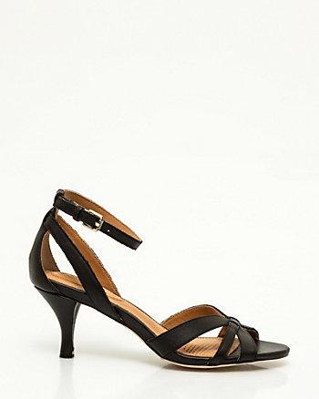 Leather d'Orsay Sandal