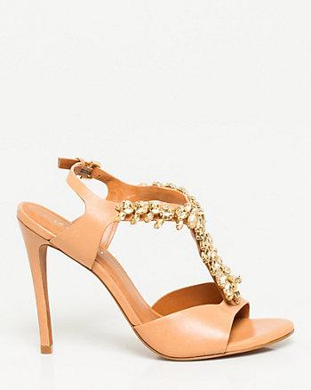 Sandale en cuir faite au Brésil