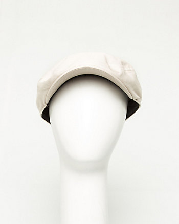 Two-tone Twill Ivy Cap