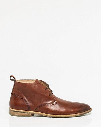 Leather Chukka Boot