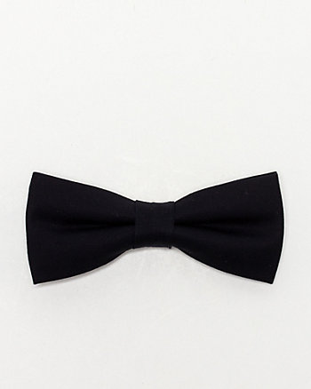 Cotton Sateen Bow Tie
