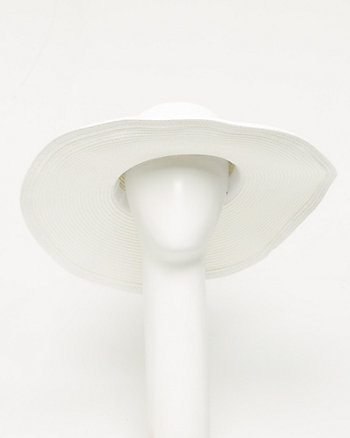 Paper Wide Brim Floppy Hat