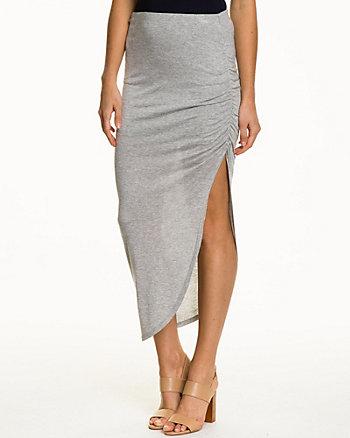 Jersey Midi Skirt