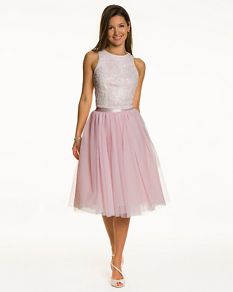 Top Tulle Dress