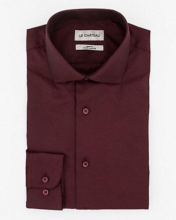 Twill Slim Fit Shirt