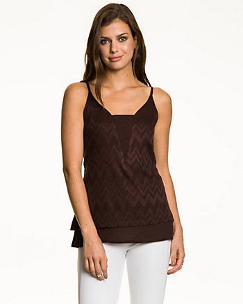 Lace V-Neck Camisole