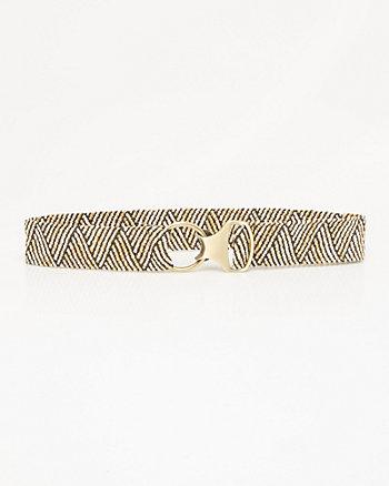 Elastic Woven Belt