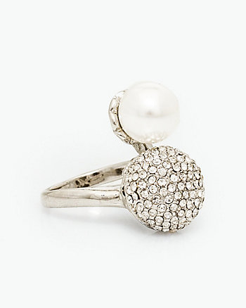 Pearl & Gem Ring