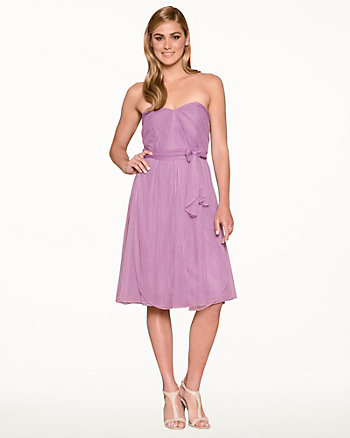 Tulle Convertible Dress