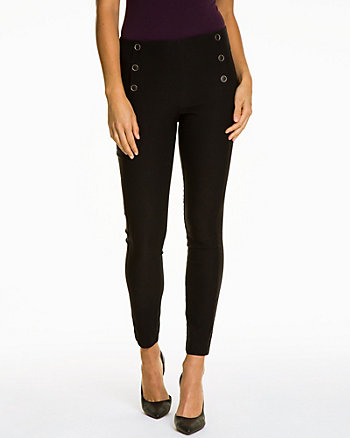 Tech Stretch Skinny Leg Ankle Pant