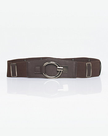 Elastic & Metal Belt