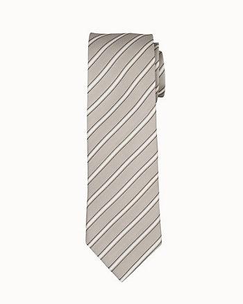 Silk Stripe Tie