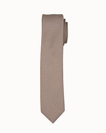 Tonal Microfibre Tie