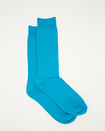 Cotton Blend Socks