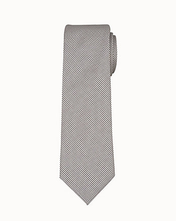 Two-Tone Microfibre Tie