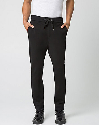 Double Knit Stretch Jogging Pants