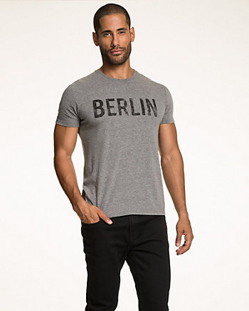 Cotton Blend 'Berlin' Top