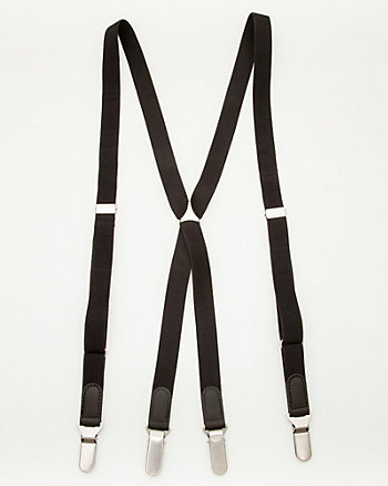 Elasticated Suspenders