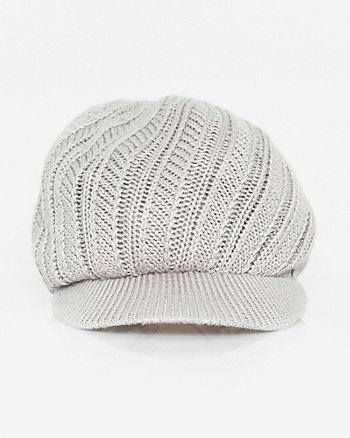 Knit Poorboy Hat