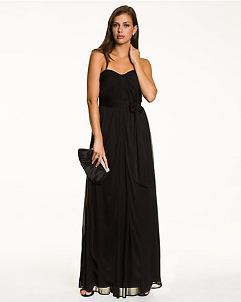 Knit Convertible Gown